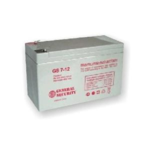 Аккумулятор резервного питания 7A/h (GS-7-12)
