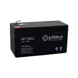 Аккумулятор Optimus OP12012