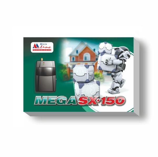 Охранная GSM сигнализация MEGA SX-150